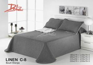 Bouti Sherpa Linen C-8