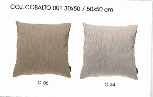 Cojines Cobalto C-001