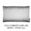 Cojín Cobalto C-03