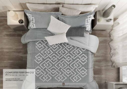 Edredón Conforter Terry C-12