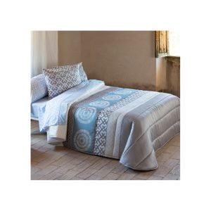 Edredón Comforter Jacquard Lazio Azul