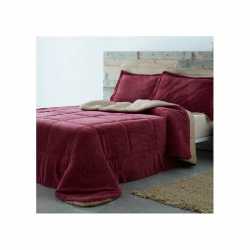 Edredón Comforter Sherpa Vino