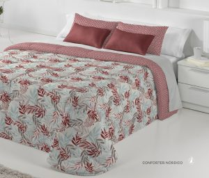Edredón Conforter Bianca