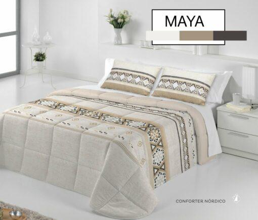Conforter Nórdico Maya Beige