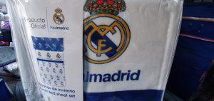 Sábanas Coralina Real Madrid