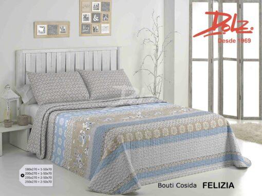 Colcha Bouti Felizia