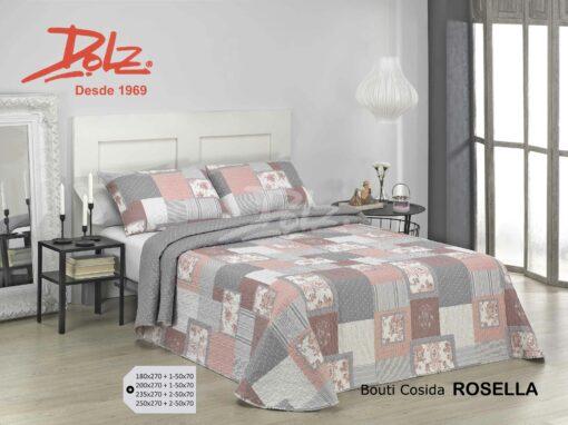 Colcha Bouti Rosella