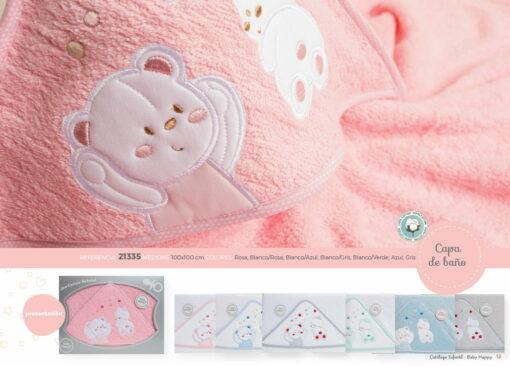Capa de Baño Bebé Ref: 21335