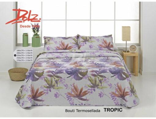 Colcha Bouti Tropic