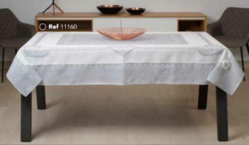 Mantel Aplique Bordado Ref:11160