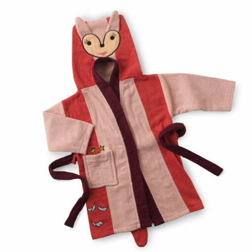 Albornoz Infantil Foxy
