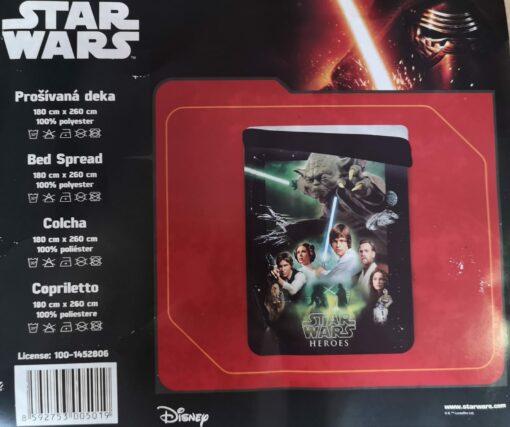 Colcha Bouti Star Wars