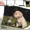 Manta Plaid Bobby