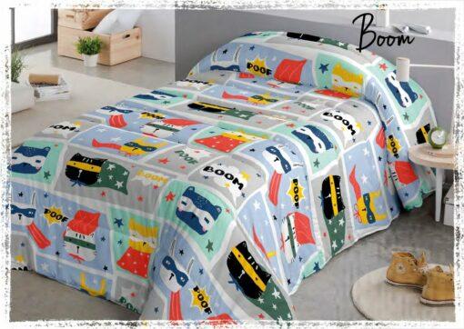 Edredon Conforter Infantil Boom