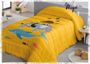 Edredon Conforter Infantil Migu