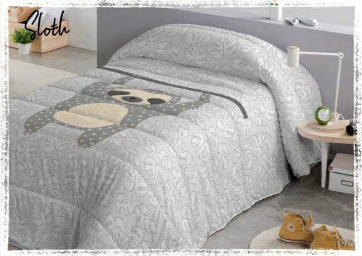 Edredon Conforter Infantil Sloth