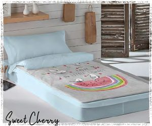 Saco Nórdico Sweet Cherry