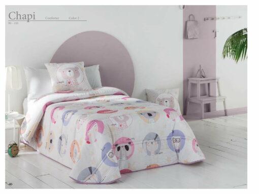 Edredón Conforter Infantil Chapi 2
