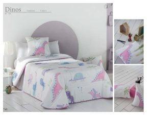 Edredón Conforter Infantil Dinos 2