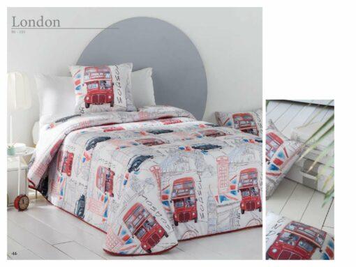 Edredón Conforter Infantil London