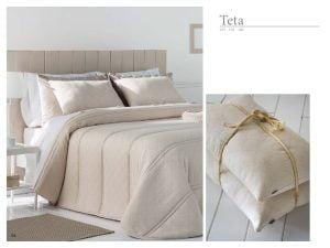 Conforter Jacquard Teta