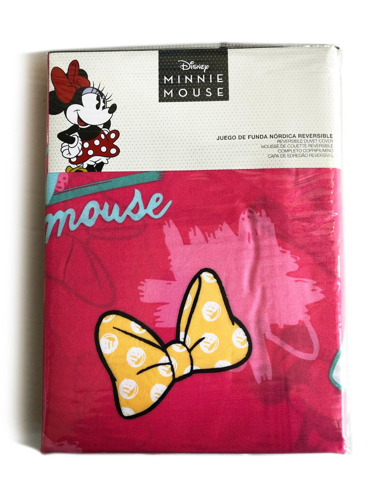 Funda Nórdica Reversible 2pz. Minnie
