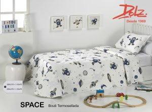 Colcha Bouti Juvenil Space