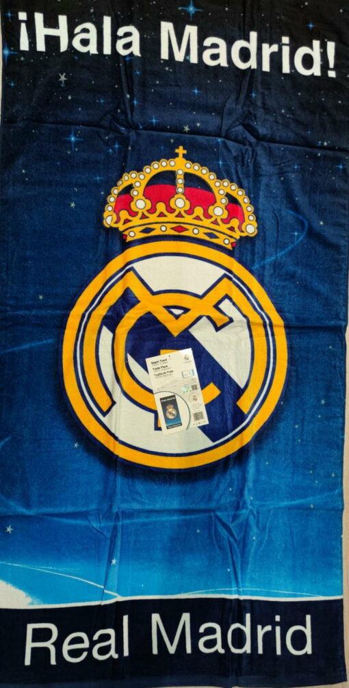 Toalla Algodón REAL MADRID