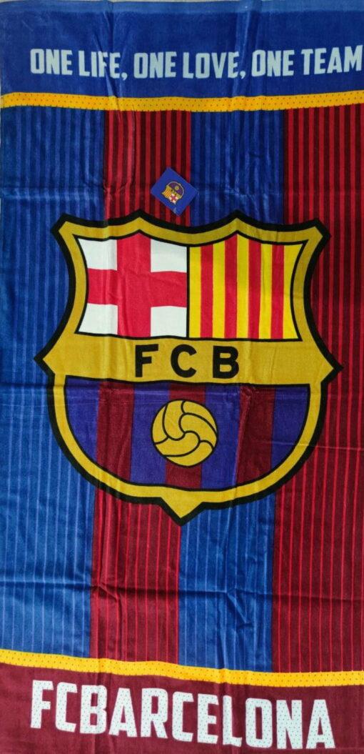 Toalla Algodón F.C.Barcelona