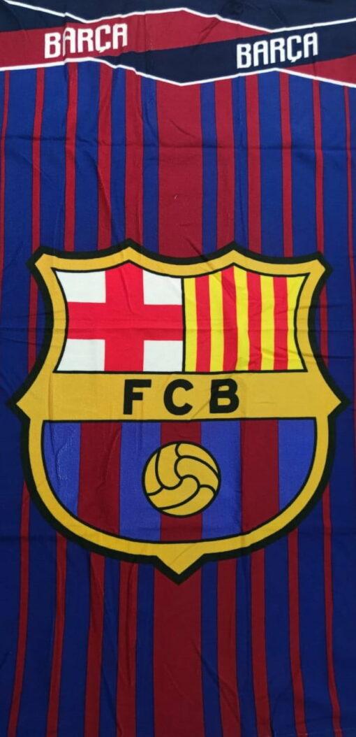 Toalla Microfibra F. C. Barcelona-1