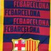 Toalla Microfibra F. C. Barcelona-2