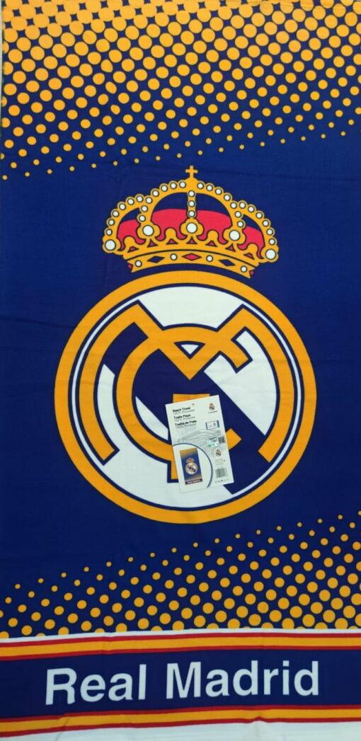 Toalla Microfibra REAL MADRID-1