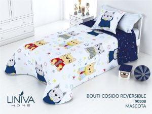 Bouti Infantil Reversible Mascota