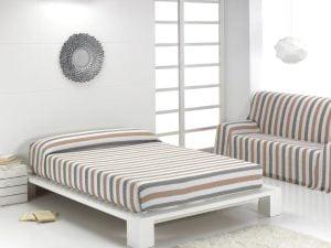 Foulard Multiusos Rayas Linea-Blanco