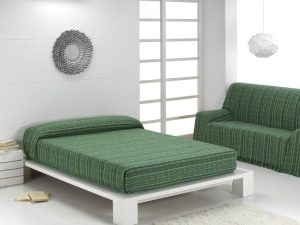 Foulard Multiusos Rayas Verde