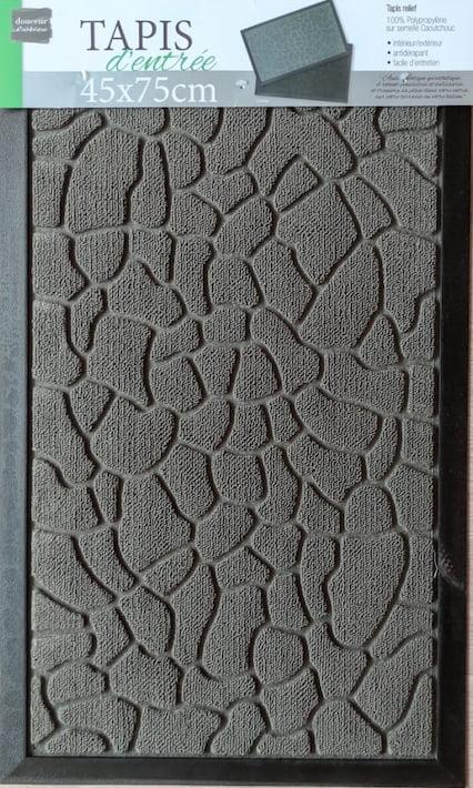Alfombra Polipropileno Piedras