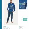Pijama Micropolar 330207