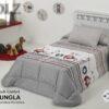 Colcha Bouti Confort Juvenil Jungla