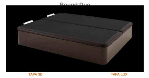 Canapé Round Duo Tapa 3D Comotex