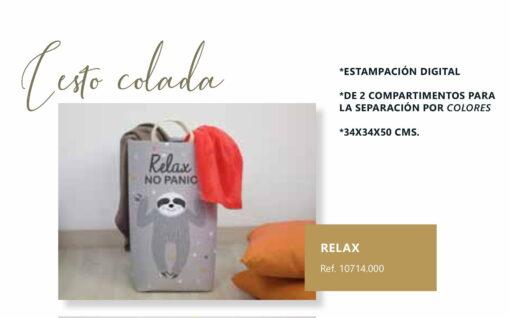 Cesto Colada Relax