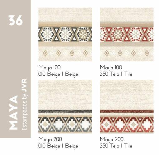 Cojín JVR Maya