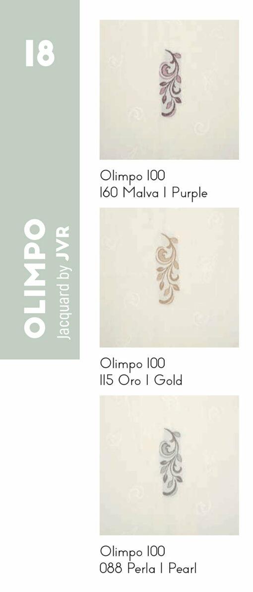Cojín JVR Olimpo