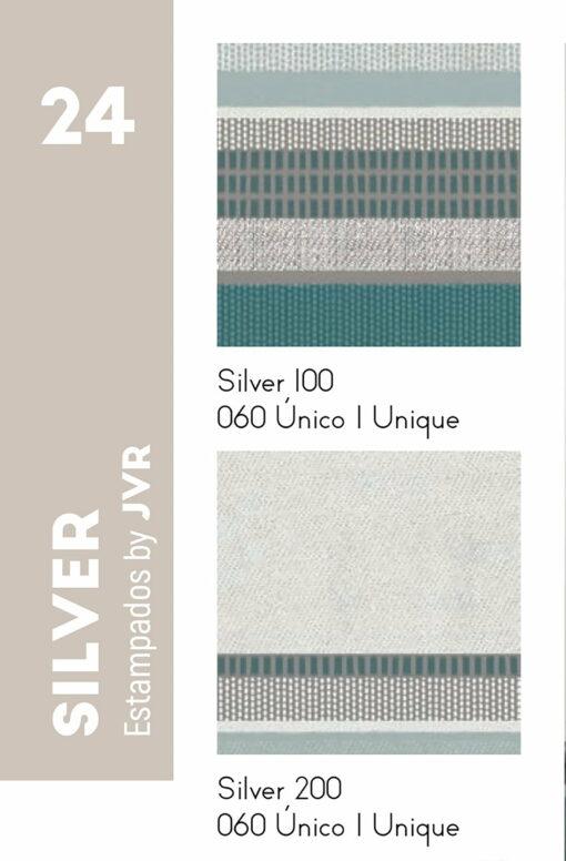 Cojín JVR Silver