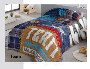 Edredon Comforter Infantil Team
